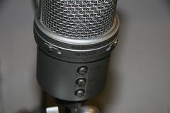 Samson G-Track (Senmu) Tags: microphone samson condenser gtrack