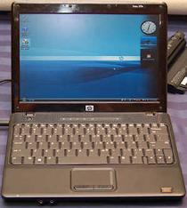 Notebook HP EliteBook 2530p