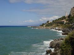 Cefalu' Lighthouse (jacqui.hastings) Tags: sicily cefalu