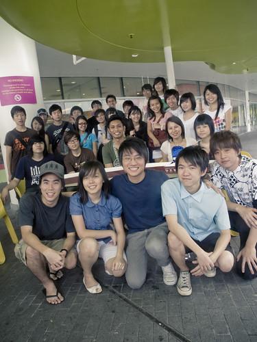 Khailn Farewell (Group Photo)