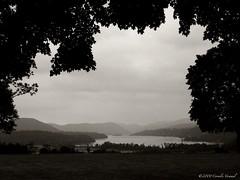 Majestic Hudson River (CVerwaal) Tags: blackandwhite canon hudsonriver boscobel putnamcounty canong9