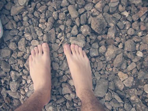 Sentir las piedras