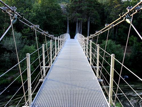 Ponte colgante Xirimbao