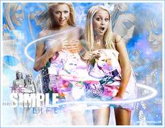 the simple life // to condeeee bananaaaa (angel_pollo_brit) Tags: life paris nicole banner hilton simple ritchie blend pollitu