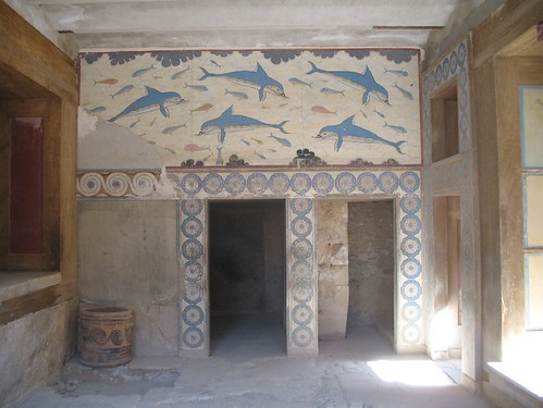 Knossos palace