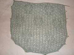 P9050006 (Four Chickens) Tags: shawl kal secretofthestole3