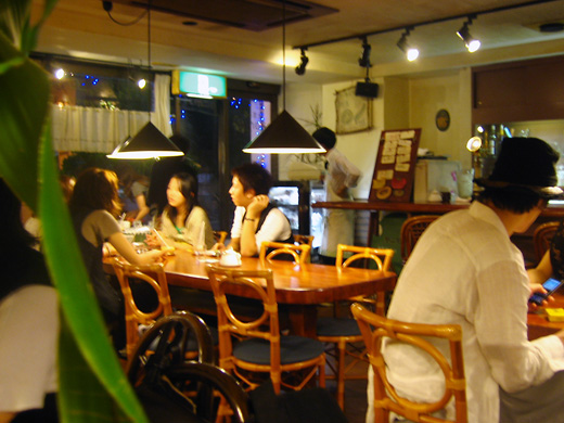 kenyan cafe Shibuya