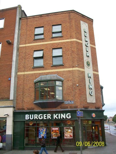Ireland - Burger King