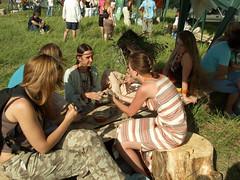 Трипільське коло 2008: Вода. День перший.