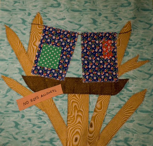 treehouse block for Betty