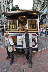 Cable Car Turning