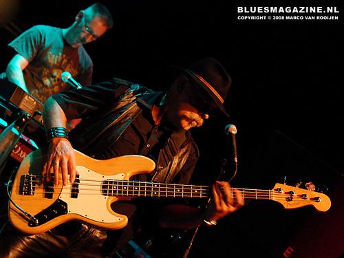 Brickyard Bluesband - 5 Sept 2008 Oss (NL)
