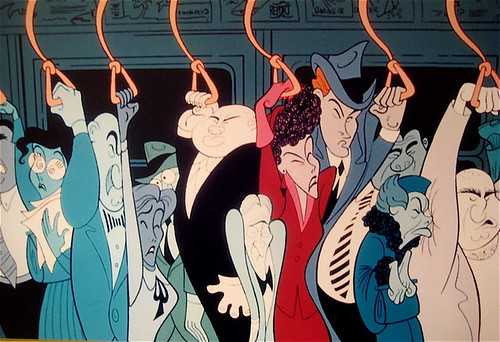 Disney on the Subway - From Fantasia
