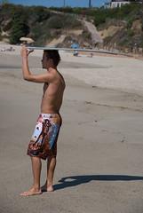 DSC_0732 (patronsaintjofro) Tags: beach skimboarding skim skimboard