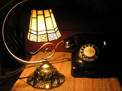 Antique German W48 Phone by Qole Pejorian on Flickr