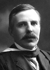Ernest Rutherford, the physicist