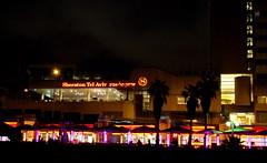 Sheraton Hotel Tel Aviv (N i c o_) Tags: city beach night lights hotel israel telaviv asia sony playa sheraton h9 telavivyafo