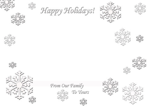 Free Christmas Card Templates | Natural Light Child Photography | Flickr  Free Xmas Card Template
