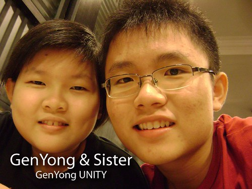 GenYong & Sister