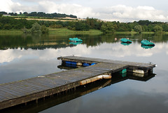 Linlithgow Loch (Surely Not) Tags: scotland boat nikon jetty loch linlithgow d80 yourphototips