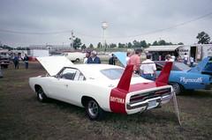 1969 Dodge Charger Daytona (splattergraphics) Tags: 1969 dodge mopar daytona charger carshow bbody uppermarlboromd wingcar princegeorgesequestriancenter moparsonthebeach