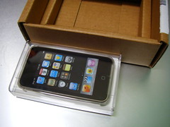 iPod touch 2代