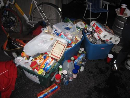 Food Bank Race 12/6/08