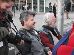 op de bank... (jansmetsfoto) Tags: antwerp antwerpen siri anvers smilingdavinci wontolla eelcokruidenier photowalkantwerpen2008