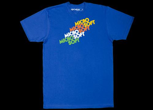 camisetas Microsoft