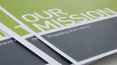 Mars Hill Bible Church - Information Cards