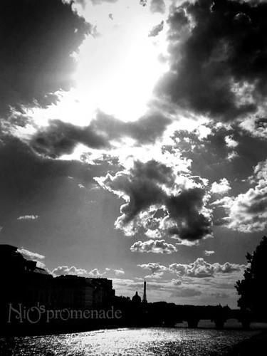 你拍攝的 Seine。