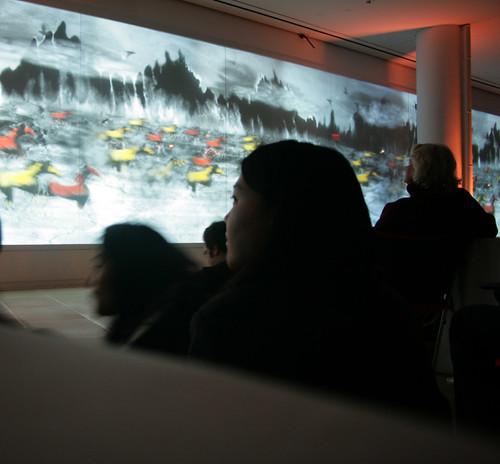 ITP big screens -- horses of the apocolypse