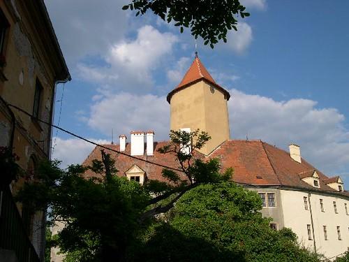 Hrad Veveří, Moravia