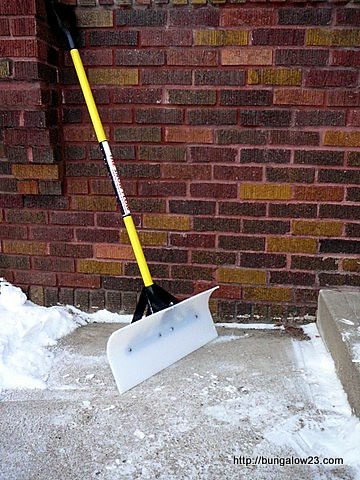 New Shovel
