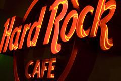 At Hard Rock Café New York