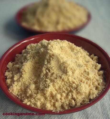 Kandi Podi-Paruppu Podi-Andhra Style Paruppu Podi Recipe
