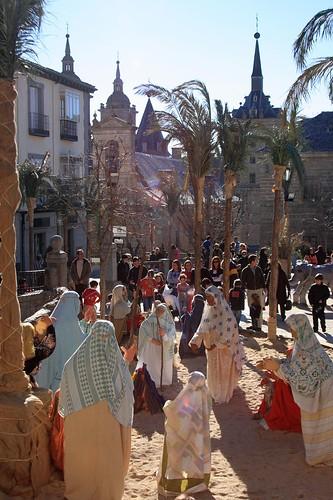 Belén Monumental de San Lorenzo de El Escorial