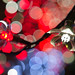 Holiday Bokeh at Christmas Alley
