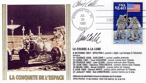 40 ans Apollo 11 / Oeuvre d'art pour collectionneur 3138669069_1305585a94