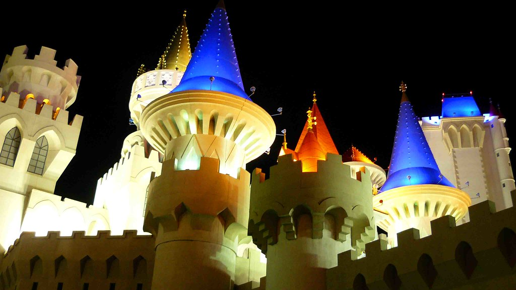 Excalibur Hotel and Mass Consumption (Las Vegas)