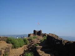 Pratapgad Fort, Killa