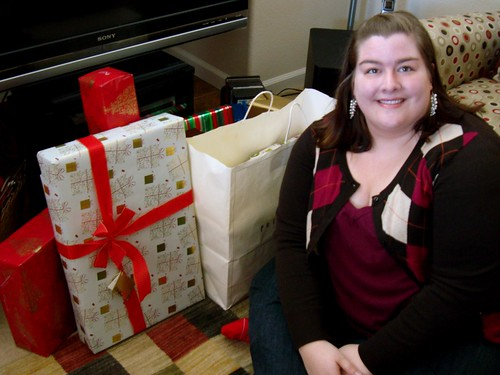 Me & My Pile of Presents