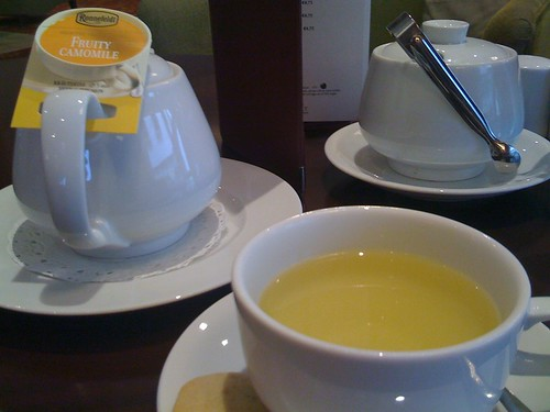 Tea @ Marriott Limerick