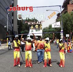 Jo'burg Carnival Nyakaza