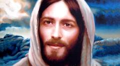 Mírame, Cristo (arosadocel) Tags: christ cristo mirada jesús dios jesuschrist católico jesucristo artereligioso iesus artecatólico rostroseñor
