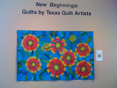 New Beginnings Quilt Exhibit
