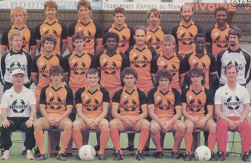 laval 1986-87