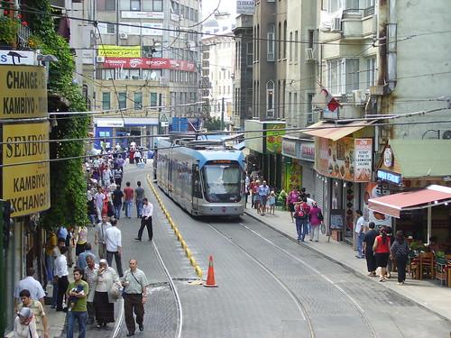 Calles de Estambul Foto 2