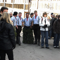 (doris_pemler) Tags: schweiz switzerland folk schwellbrunn 0812 dorispemler silvesterklaus silvesterchlaus