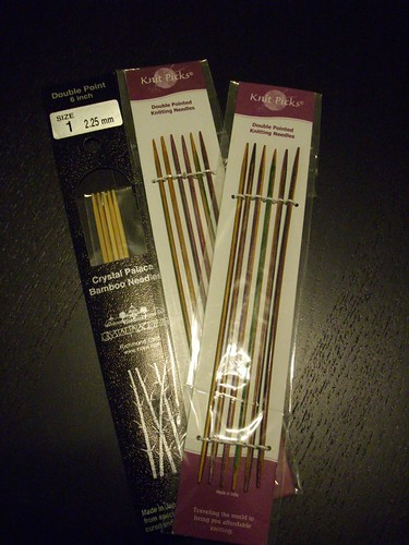 new needles